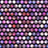 Abstract glitter dot pattern seamless background. Royalty Free Stock Images