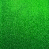 Abstract glitter or metallic texture - green xmas background Stock Photos