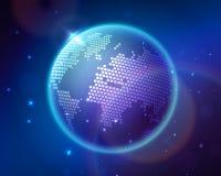 Abstract globe Stock Image