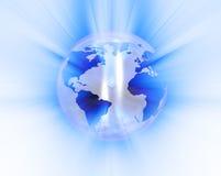 Abstract globe Royalty Free Stock Image