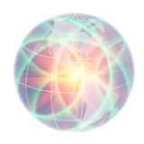 Abstract globe Royalty Free Stock Images