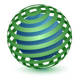 Abstract Globe Icon Stock Photos