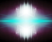 Abstract Glow Background Stock Photography