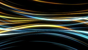 Abstract_Glow_Colors_HD Stock Image