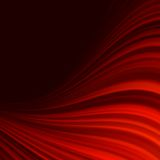 Abstract glow Twist with golden flow. EPS 10 Royalty Free Stock Images