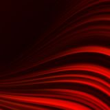 Abstract glow Twist with golden flow. EPS 10 Royalty Free Stock Photo