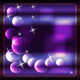 Abstract glowing background Stock Photos