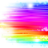 Abstract glowing background Royalty Free Stock Image