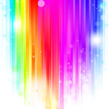 Abstract glowing background Stock Image