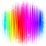 Abstract glowing background Stock Photo