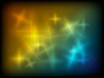 Abstract glowing background Royalty Free Stock Photos