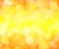 Abstract glowing background. Bokeh background Royalty Free Stock Photography