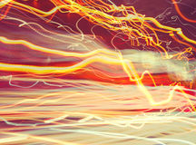 Abstract glowing background Royalty Free Stock Photo