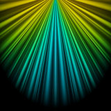 Abstract glowing background. EPS 8 Stock Photography
