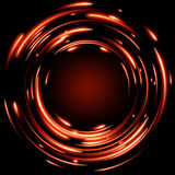 Abstract glowing background. EPS 10 Stock Images