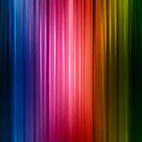 Abstract glowing color background. Vector illustration Stock Photos