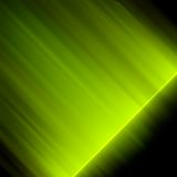 Abstract glowing green. EPS 10 Stock Image