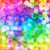 Abstract glowing light Royalty Free Stock Images