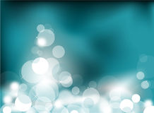 Abstract glowing lights Royalty Free Stock Photos