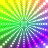 Abstract glowing rainbow background. Abstract light glowing rainbow background Stock Image