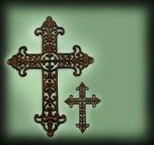 Abstract Godsdienstig Symbool Stock Foto's