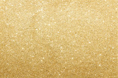 Abstract gold background Stock Photography