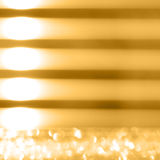 Abstract gold background Royalty Free Stock Image