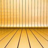 Abstract gold background. Made of stripes Stock Image
