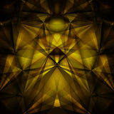 Abstract gold background. Vector Stock Images