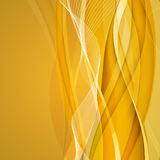 Abstract gold background. Vector Illustration Royalty Free Stock Images
