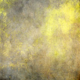 Abstract gold background yellow color grunge Royalty Free Stock Images