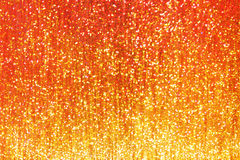 Abstract gold glitter background Royalty Free Stock Photos