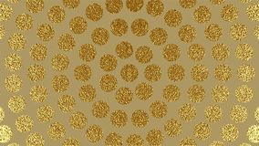 Abstract gold glitter geometric vector background. Gold, glitter abstract background. Cool pattern. Patina golden elements. . Sparkles background. Creative Stock Photo