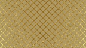 Abstract gold glitter geometric vector background. Gold, glitter abstract background. Cool pattern. Patina golden elements. . Sparkles background. Creative Royalty Free Stock Photo