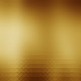 Abstract gold gradient background Royalty Free Stock Images