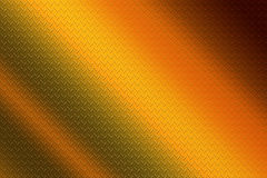 Abstract gold gradient wallpaper background Royalty Free Stock Image