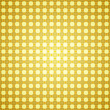 Abstract gold mosaic background. Stock Image