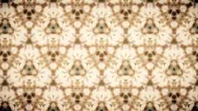 Abstract gold pattern wallpaper Royalty Free Stock Photography
