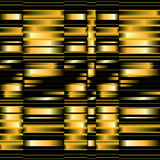 Abstract  gold stripes background Royalty Free Stock Photo