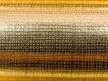 Abstract gold texture Royalty Free Stock Photo
