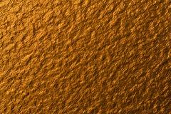 Abstract gold texture background Stock Photography