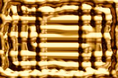 Abstract gold textured background Royalty Free Stock Images