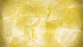 Abstract gold web background Stock Images