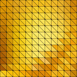 Abstract gold yellow template background Stock Images