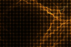 Abstract golden background Royalty Free Stock Images