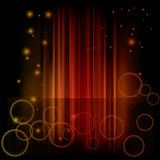 Abstract golden background. EPS10. Vector illustration Stock Photography