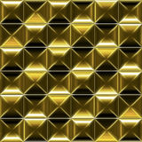 Abstract golden background Stock Photography