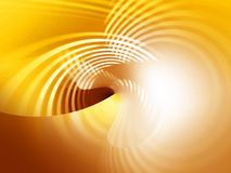 Abstract golden background for design Royalty Free Stock Photography