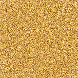 Abstract golden background. gold Glitter background. Stock Photography