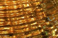 Abstract golden background Stock Photos